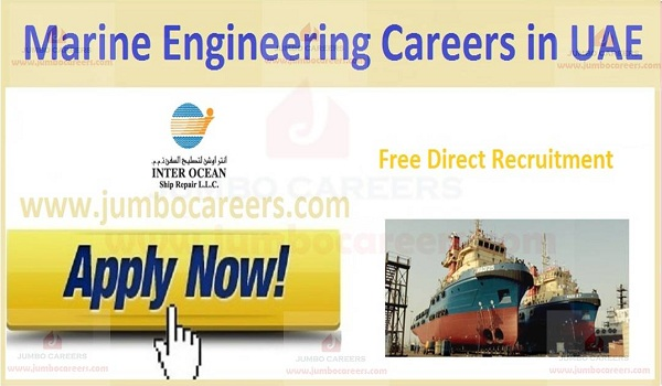 Available job opportunities in UAE, Current UAE shipping jobs,