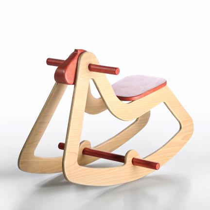 Cavallo A Dondolo Design.Ta Ta Unconventional Design For Kids Cavallo A Dondolo By
