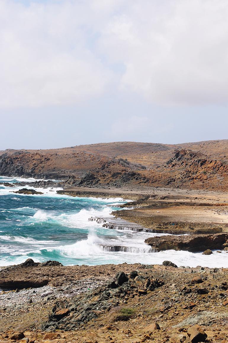 Aruba north shore