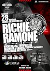 Agenda: Richie Ramone apresentação e tarde de autógrafos em Sampa