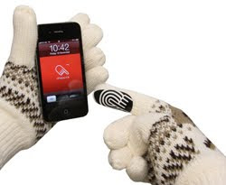 Fordville launches iPrints to make gloves touchscreen-friendly