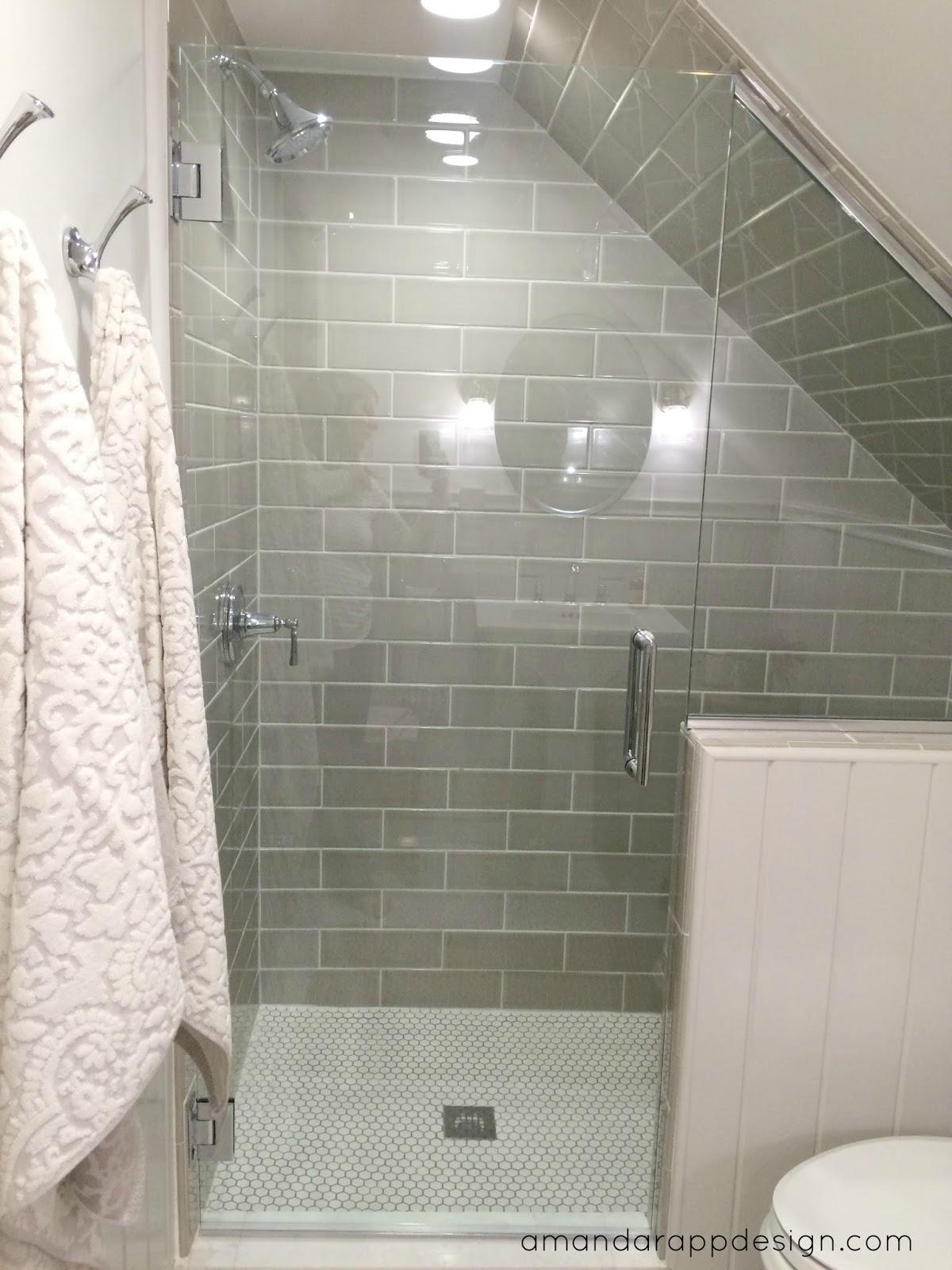Install Kohler Kitchen Faucet Amanda Rapp Design Finished Classic Cottagey Bathroom
