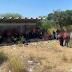 Rescatan a 162 migrantes abandonados en una bodega en Tamaulipas