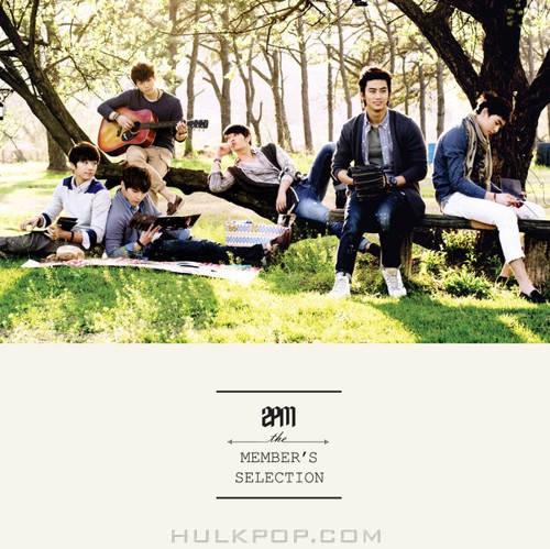 2PM – 2PM Member`s Selection (ITUNES PLUS AAC M4A)