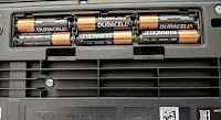 picture of Casio PXS3000 batteries