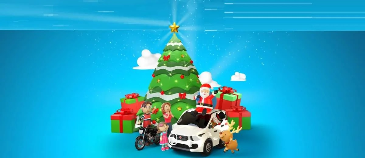 Cadastrar Promoção Natal 2019 CDL Caxias do Sul - Carro, Moto e Vales-Compras