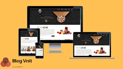 Mẫu Website Bán Cafe Chuyên Nghiệp Chuẩn Seo