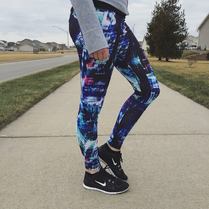 My favorite workout gear from February