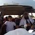 Momento Dramático Cuando Taxista Amenaza Con Estallar Bomba En Su Vehículo