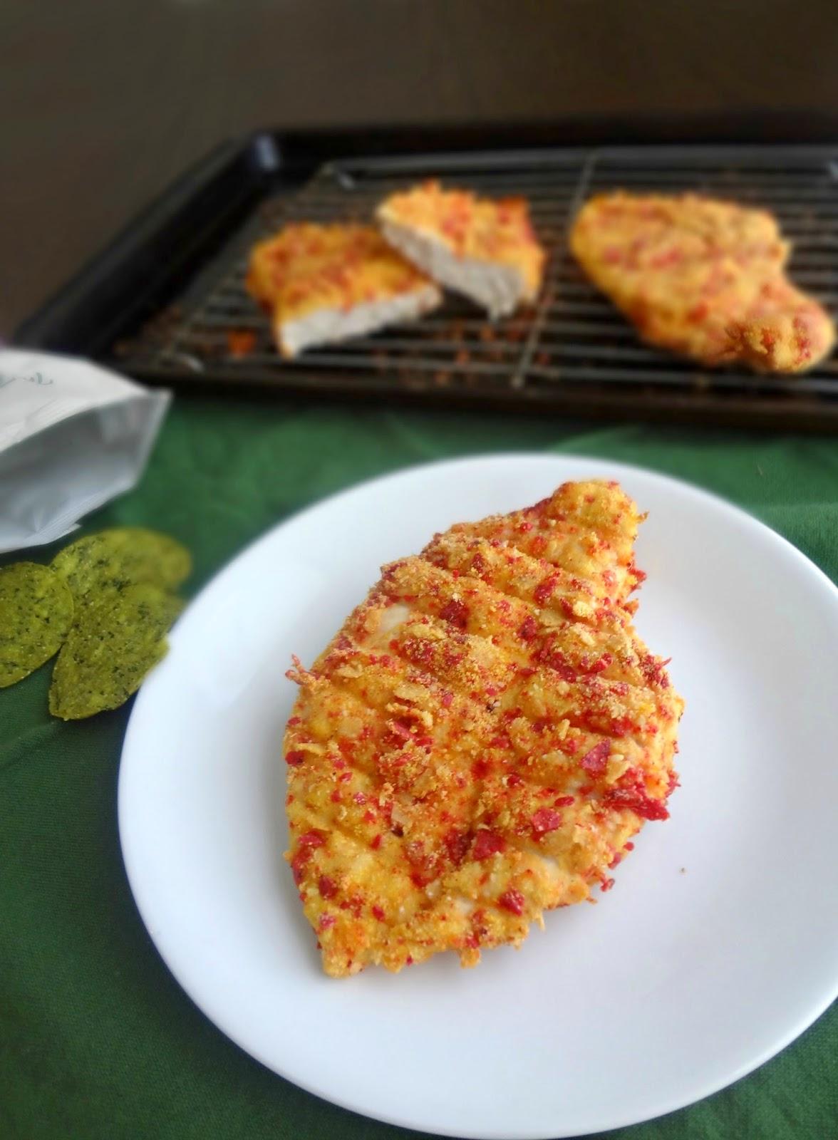 Baked Tortilla Chicken-and a Better Chip review! #TBCInsiders