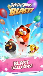 Angry Birds Blast All Levels Unlocked APK