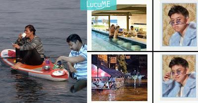 10 Meme 'Makan Pecel Lele di Tengah Banjir' Ini Bikin Ngakak Seantero Bumi
