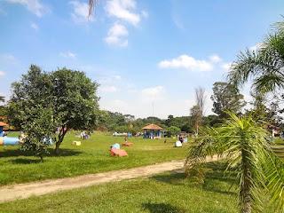 Parque Ecológico do Tietê - Área de piquenique