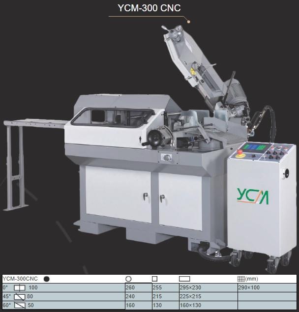 hình ảnh máy cưa vòng ycm 300 cnc
