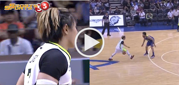 Terrence Romeo's NASTY Crossover on Ranidel de Ocampo (VIDEO)