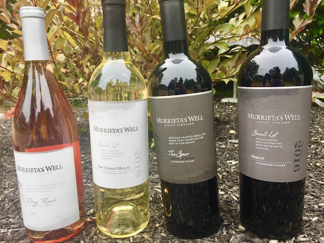Murrieta's Well Livermore Valley wine