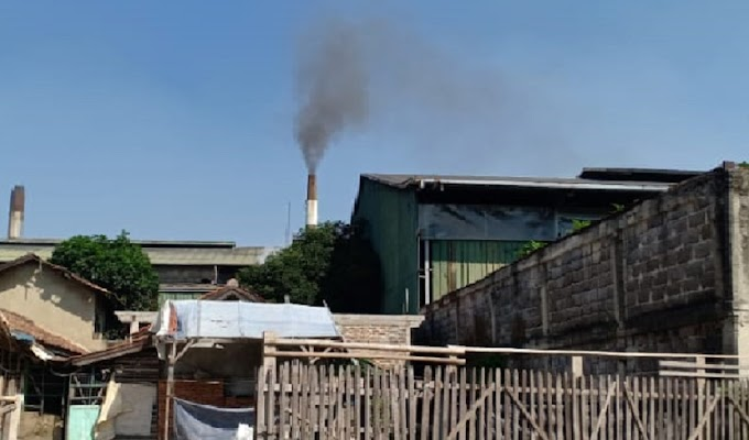 Hasil Tindaklanjut DLH Kabupaten Serang atas Pencemaran Abu Batu Bara oleh PT. Cipta Paperia, Perusahaan Berjanji Perbaikan Selesai Hingga Agsustus Ini