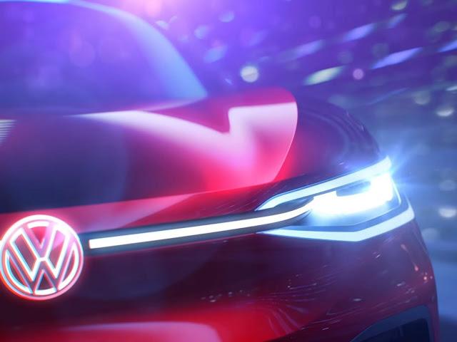 VW mostrará ID Crozz quase-produção em Frankfurt