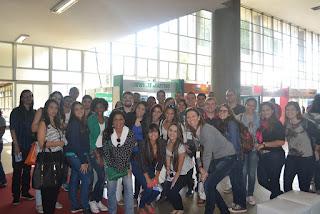 Futuros engenheiros do UNIFESO Teresópolis participam de Feira de Estágio
