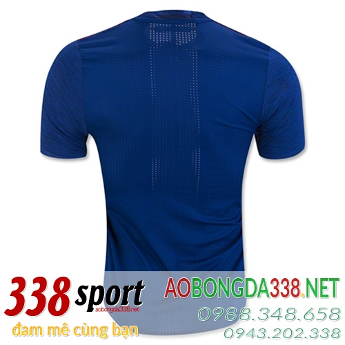 áo mu xanh 2017