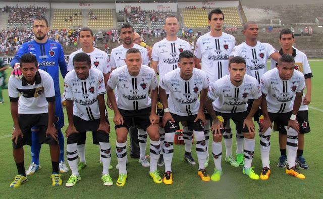 698e971f53 BOTAFOGO FUTEBOL CLUBE PB - 2016. Botafogo-PB 2 x 0 Sousa - 08 05 2016 - Estádio  Almeidão