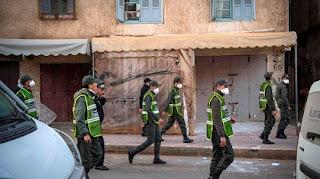 """المغرب، إغلاق الدار البيضاء، فيروس """"كورونا""""، سبوتنيك، حربوشة نيوز"""