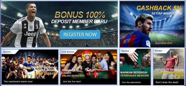 Tempat Bermain Judi Casino Dan Bola Online Terbaik 2020