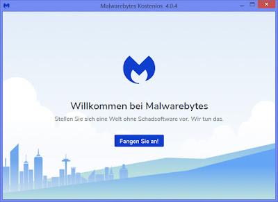 Willkommen bei Malwarebytes