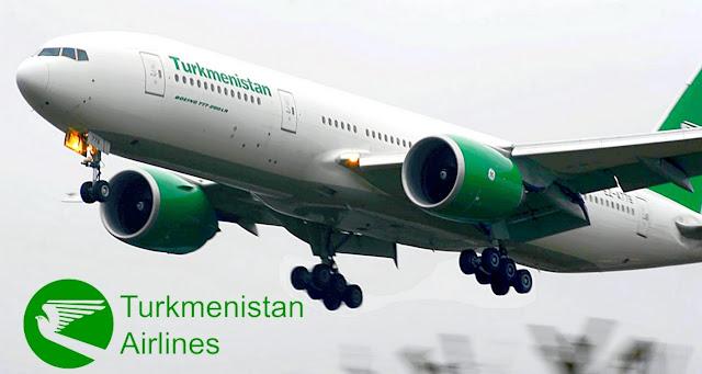 İzmir Aşkabat Uçak Bileti