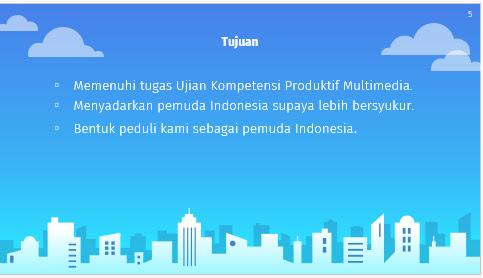 Contoh Presentasi Ujikom Multimedia