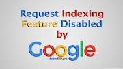 Request Indexing Feature Disabled  - How to Index Your Site URL to GOOGLE?