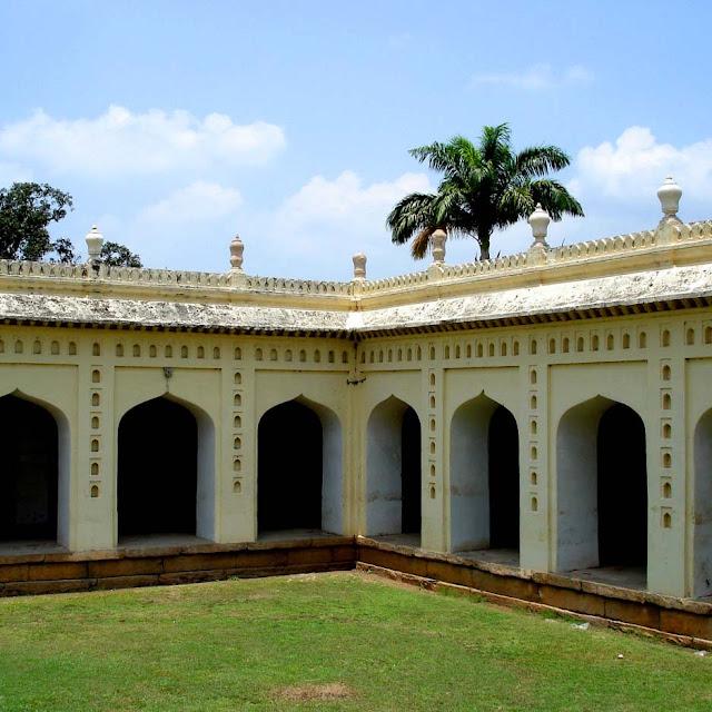 tipu sultan's tomb srirangapatnam india