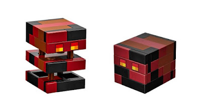 LEGO Minecraft 21130 Đường ray 3