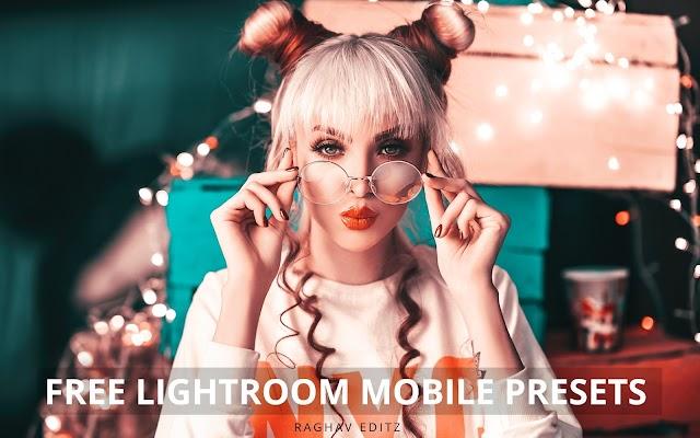 25 Best Free Lightroom Mobile Presets | Free Lightroom Presets