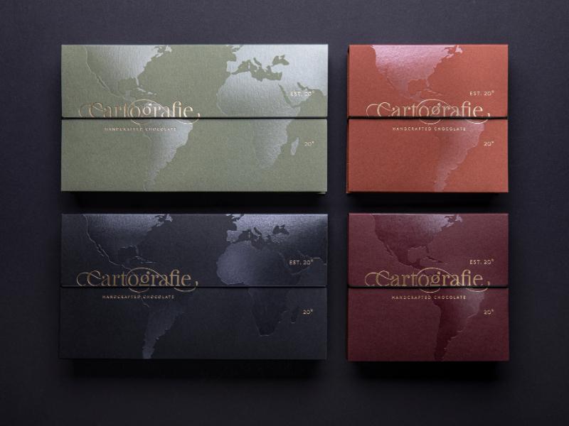Cartografie Brand Creation