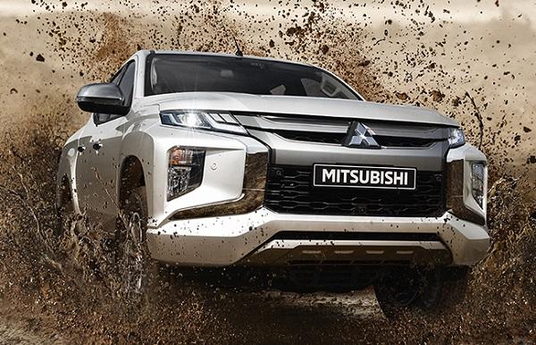 Mitsubishi L200 2019 Argentina