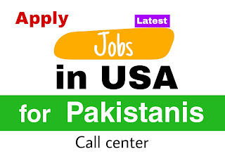 Jobs in USA Call Center for Pakistanis