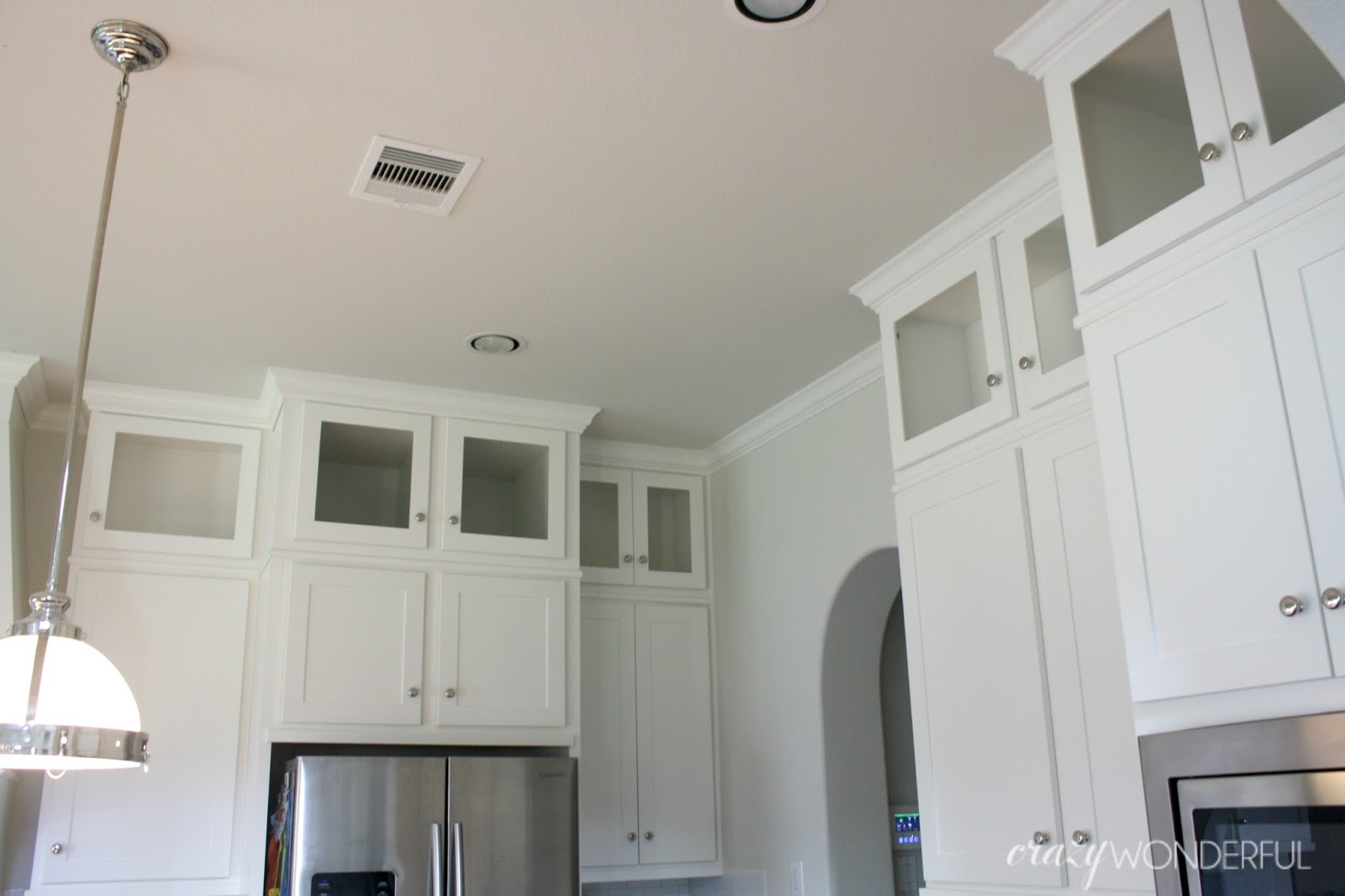 Kitchen Cabinets for Office Built Ins