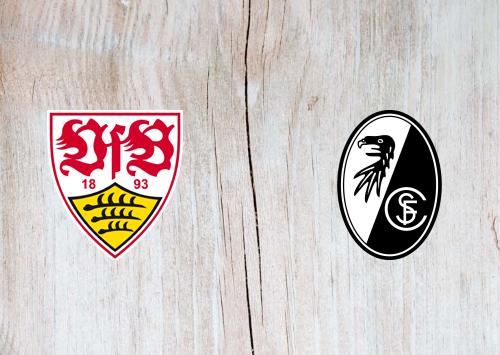 Stuttgart vs Freiburg -Highlights 23 December 2020