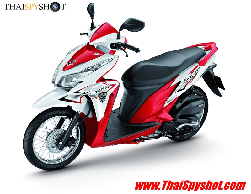 Info Modifikasi Motor: Honda Click 125i