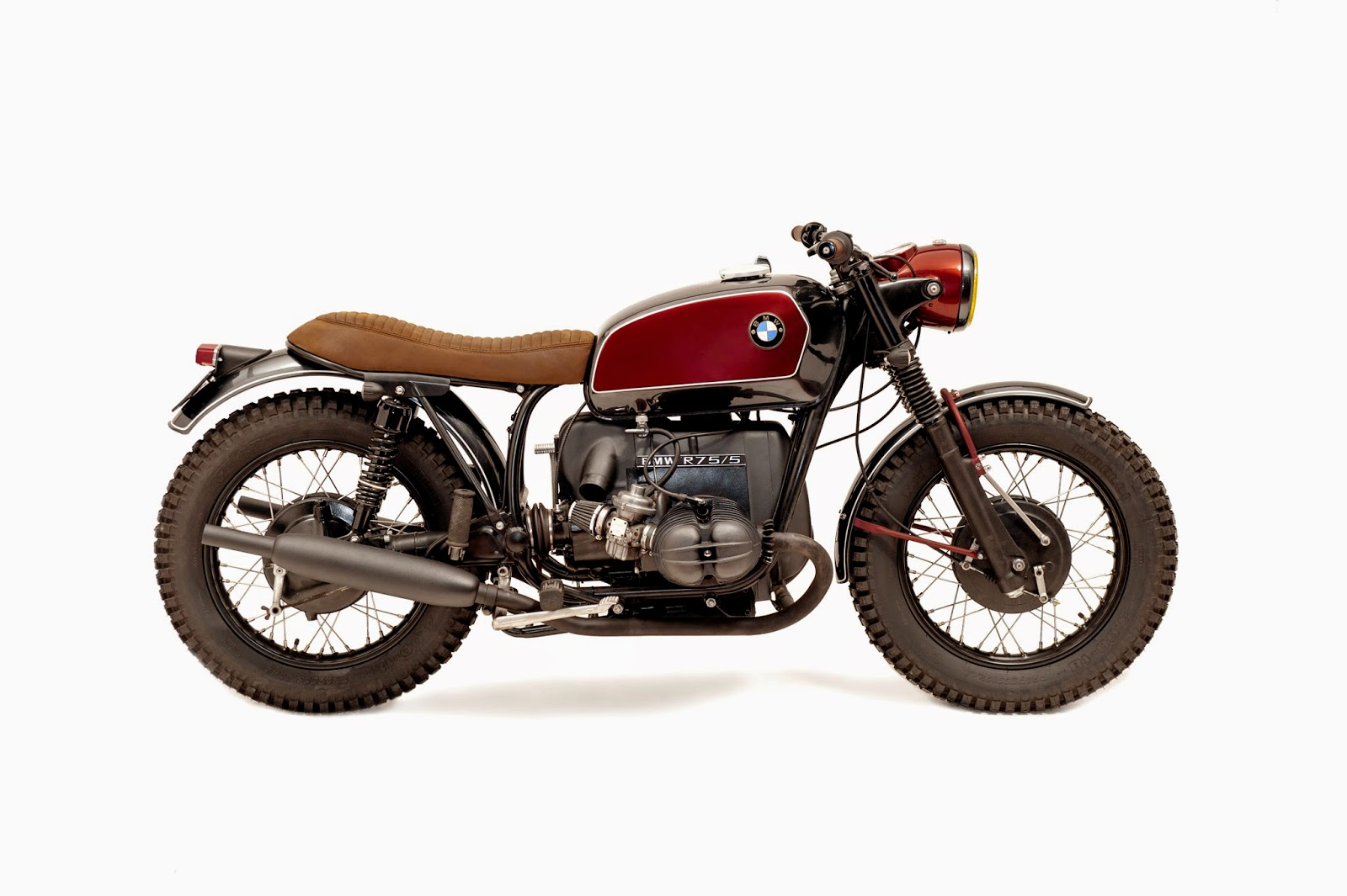 Cafe Racer Bmw R By Ton Up Garage