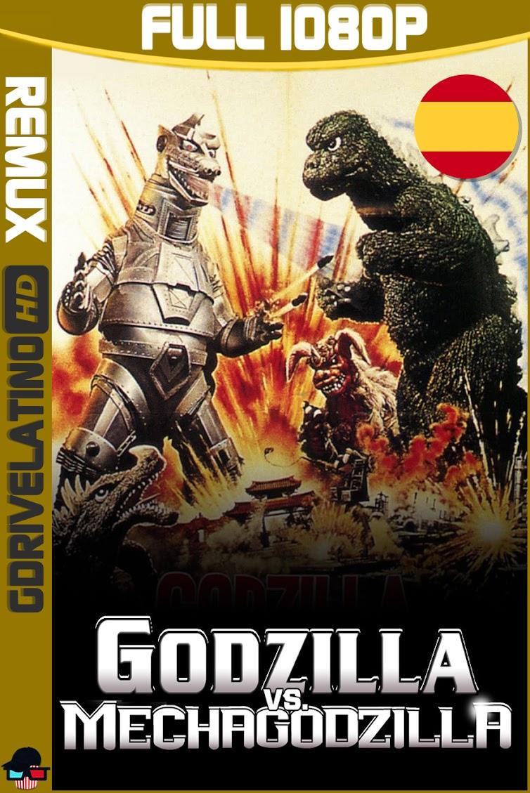 Godzilla vs Mechagodzilla (1974) BDRemux 1080p Castellano-Japones MKV