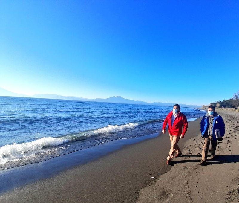 Bienes Nacionales sigue fiscalizando acceso a playas en la región