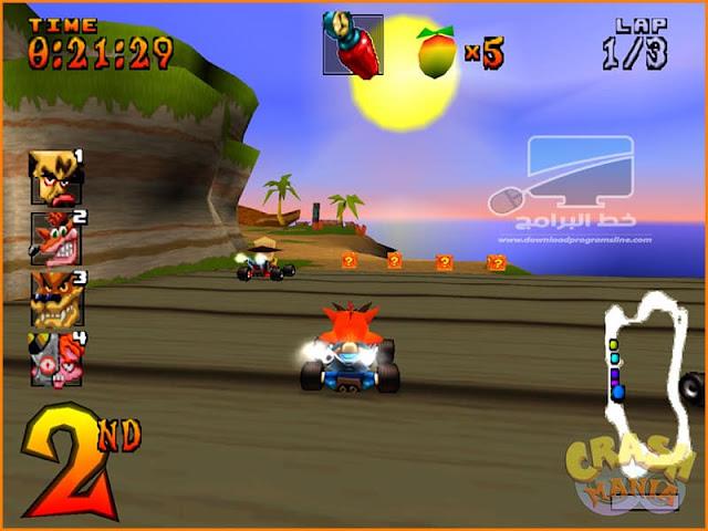 تحميل لعبة كراش سيارات مجانا للكمبيوتر