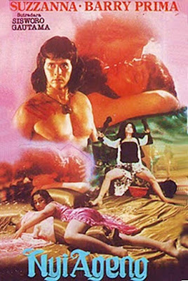 Sinopsis film Nyi Ageng Ratu Pemikat (1983)