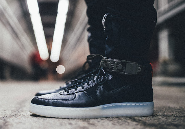 NikeLab Air Force One Downtown X Acronym launch