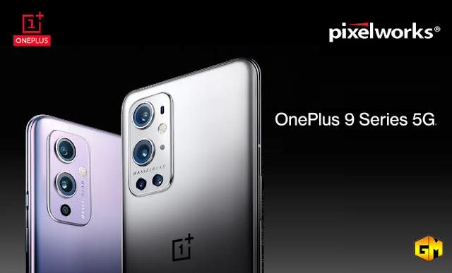 OnePlus 9 Digital Walker