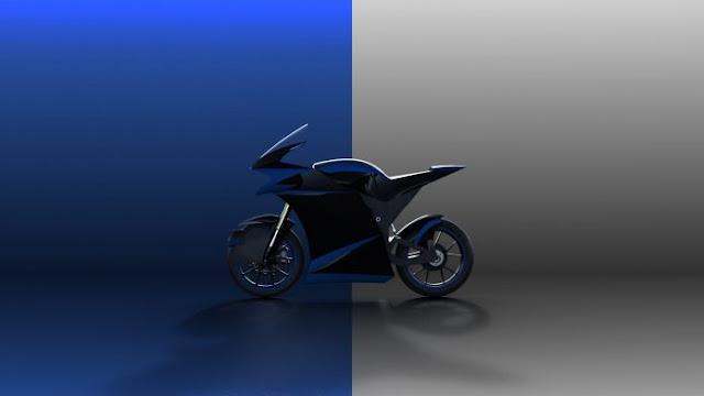 ¨Hyperion¨: Ηλεκτροκίνητη μοτοσυκλέτα από το μέλλον παρουσιάζεται στο Ναύπλιο