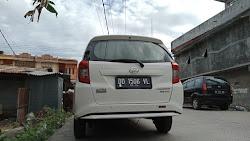 Marak Pencurian Ban Mobil di Sidrap, Pelaku Gunakan Mobil Avanza Hitam