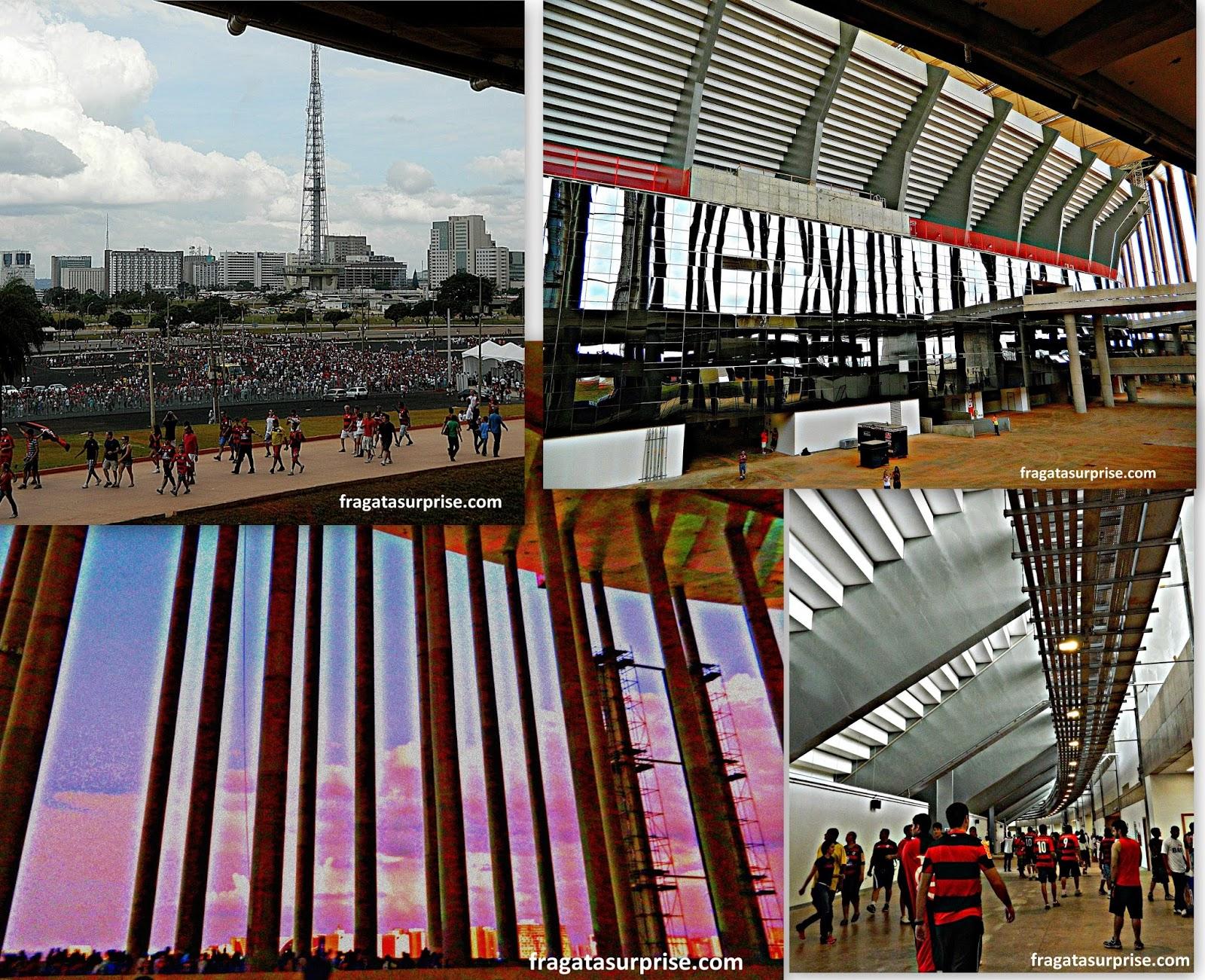 Estádio Mané Garrincha, Brasília - DF